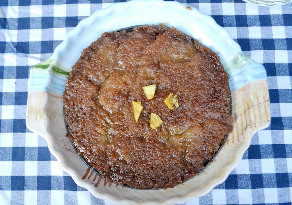 birds eye cake